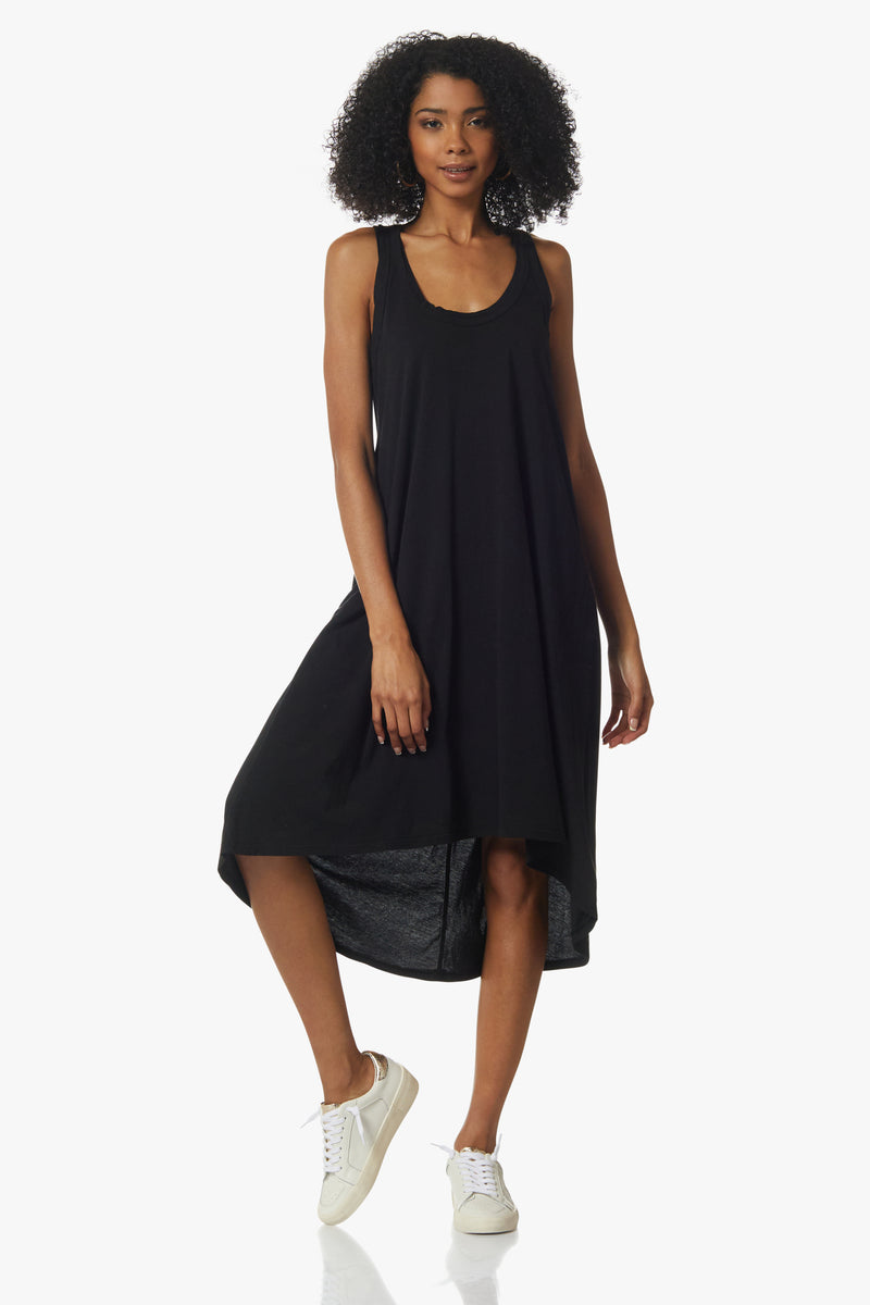 Holly Tank Dress, Black - With Love, MILA