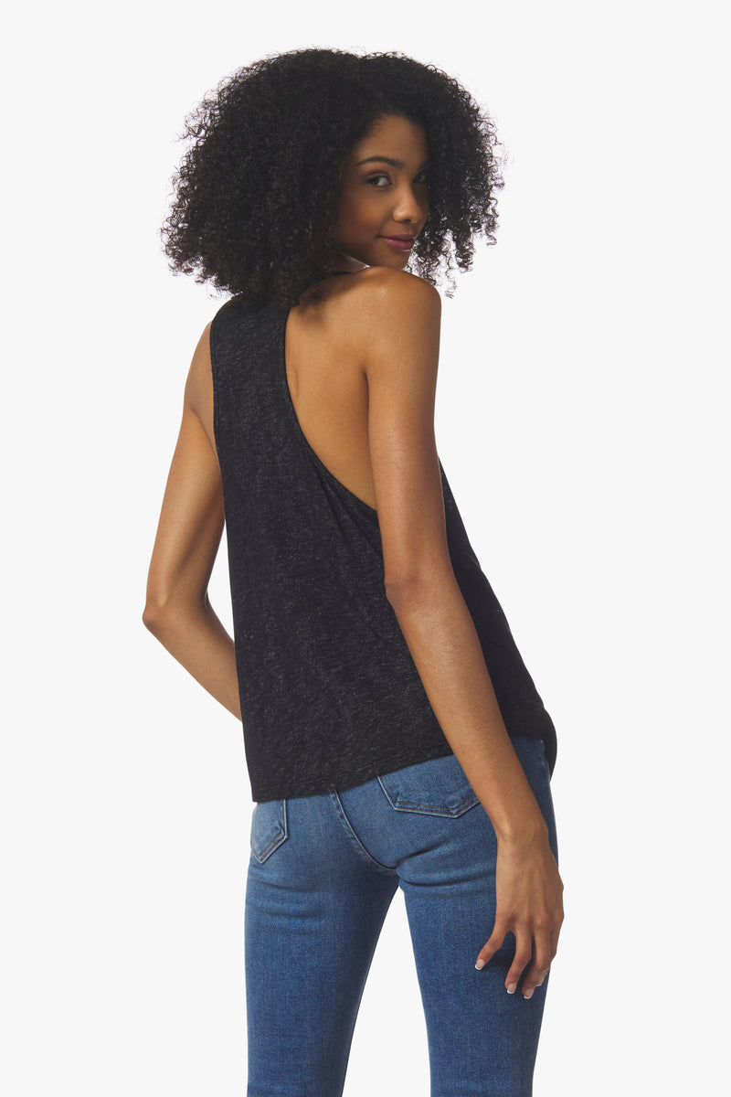 Kendall Tank, Black - With Love, MILA