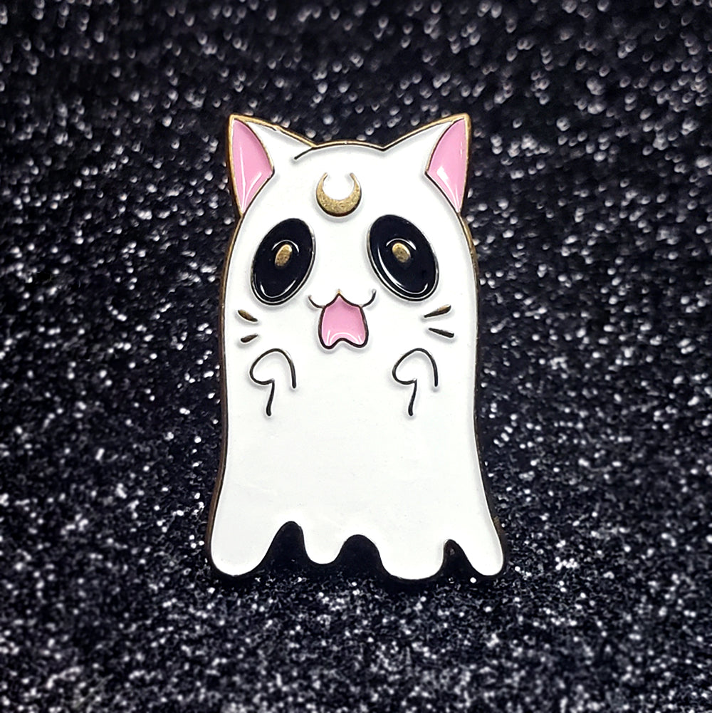 Ghost of Artemis (Enamel Pin)