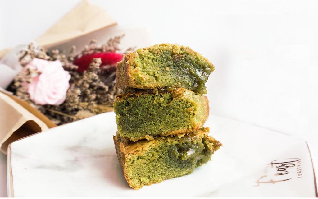 Matcha Brownie Recipe - Easy Brown Butter Dessert