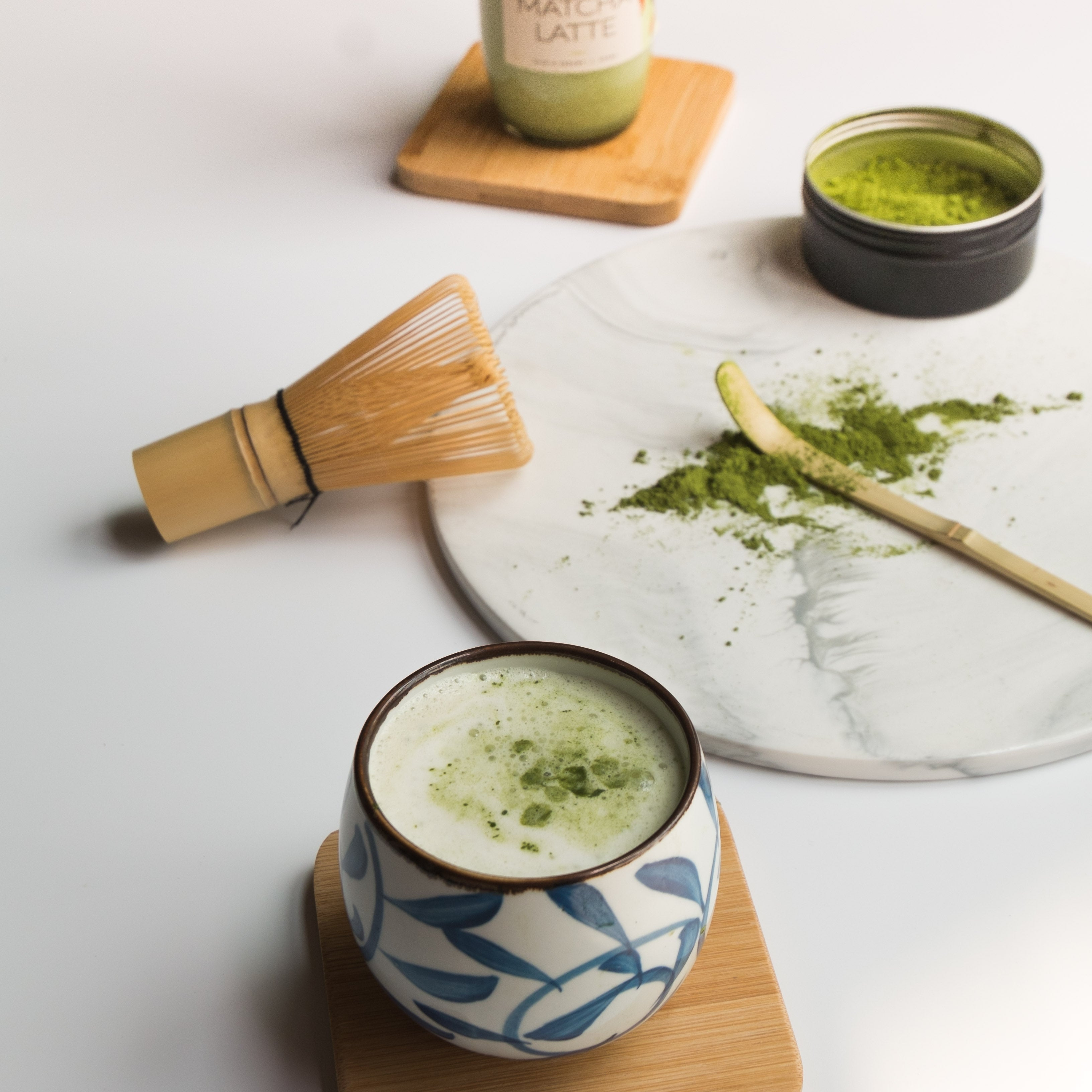Whisking Matcha | Matcha vs Green Tea