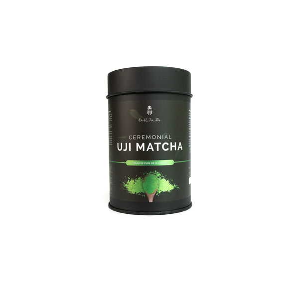 Ceremonial Uji Matcha Powder (100g)