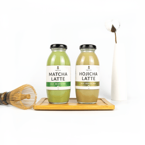 Load image into Gallery viewer, Matcha & Hojicha Latte Bundle