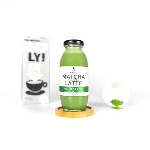 Load image into Gallery viewer, Matcha Latte (Oat Milk) - Expires 2 Feb 2021