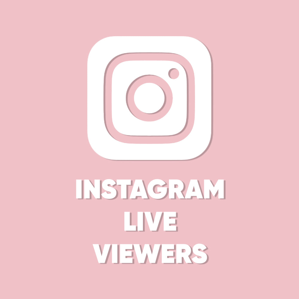 Instagram Live Viewers