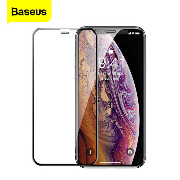 Iphone X/XS/11 pro Baseus Tempered Glass