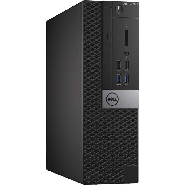 REFURB Dell OptiPlex 7040 SFF Intel i5-6500 / 8GB / 256GB SSD / W10P / 12 Months return to MMT