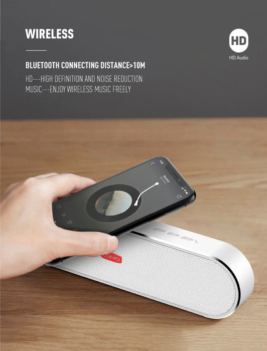 LDNIO BTS15 PORTABLE STEREO TRUE WIRELESS BLUETOOTH SPEAKER V5.0