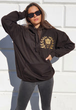 Load image into Gallery viewer, Legion Black And Gold 2021 Hoodie Womens
