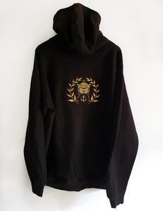 Legion Black And Gold 2021 Hoodie Womens