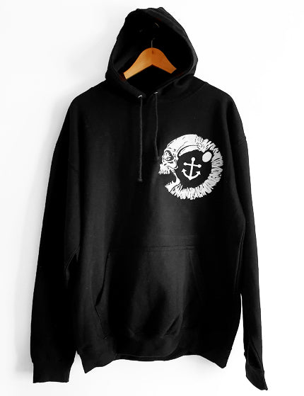 The Wondering Hoodie Black
