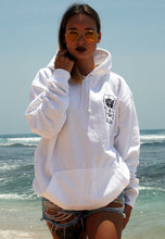 Load image into Gallery viewer, OHAN Hoodie Blanco Black ELLE