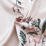 Load image into Gallery viewer, Satin Sevens Pale Pink Flora