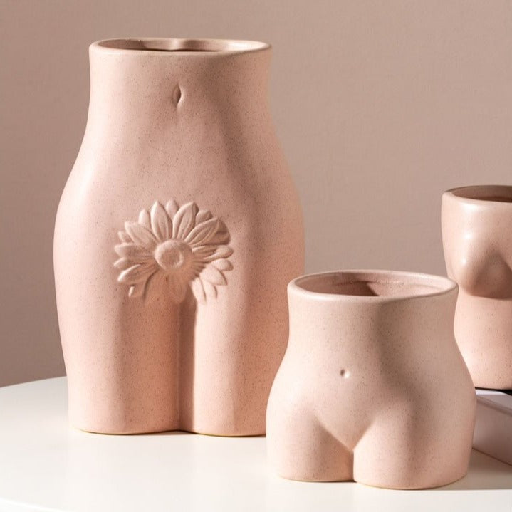 The Cheeky Vase