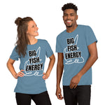 Big Fish Energy Unisex T-Shirt