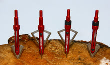 Load image into Gallery viewer, 24+ piece VALUE PACK 100 grain ELIMINATOR XL Broadhead + FREE SHIPPING!