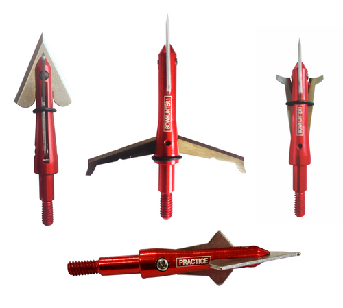 100 grain FIXpandable Broadhead (5 pack)