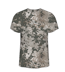 TEN BUCK CAMO Moisture Wicking Performance T