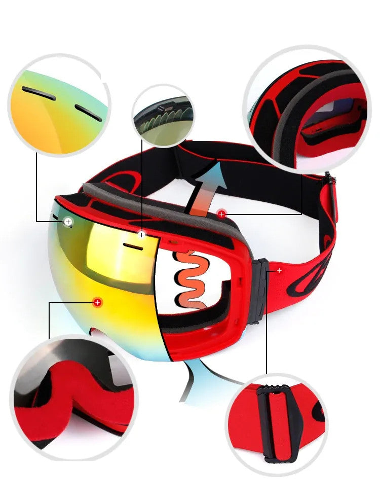 Ski Goggles Product Details
