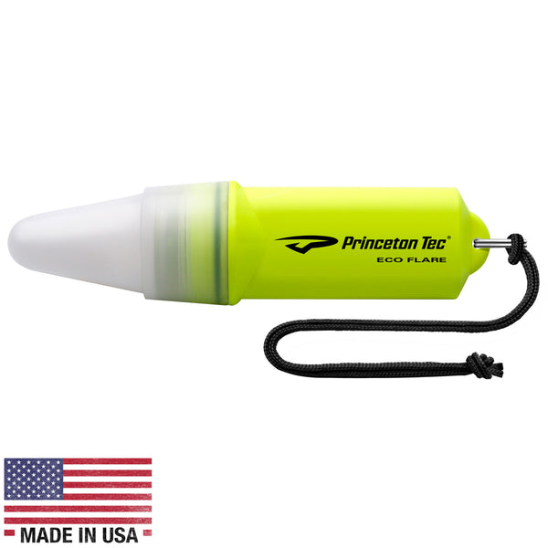 Princeton Tec ECO FLARE - Neon Yellow [EF-2-NY]-Wilder Outdoor Gear