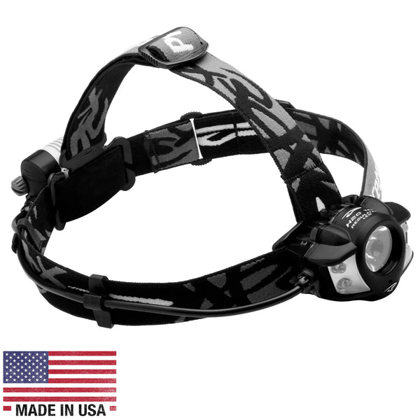 Princeton Tec Apex LED Headlamp - Black/Grey [APX21-BK/DK]-Flashlights-Wilder Outdoor Gear