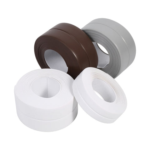Self-adhesive PVC Caulk Strip