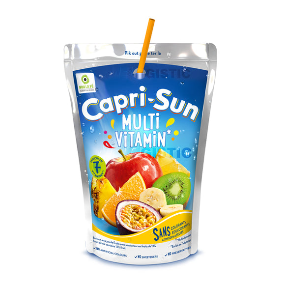 CAPRI-SUN  Multivitamines (x40)