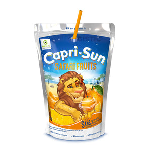 CAPRI-SUN  Safari Fruits (x40)
