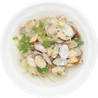 Ginger Clam Soup 薑絲蛤蠣湯