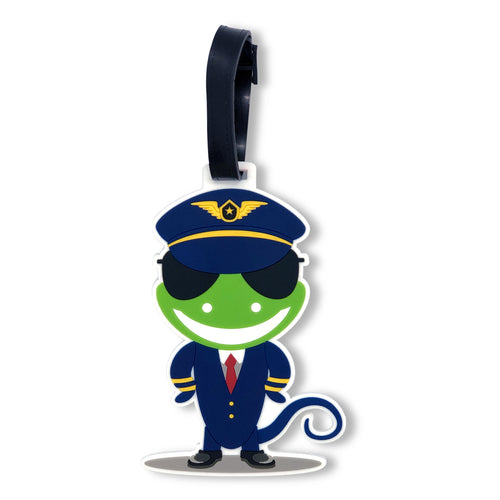 CoinGecko Luggage Tag