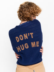 Don't Hug Me Knitted Cardigan