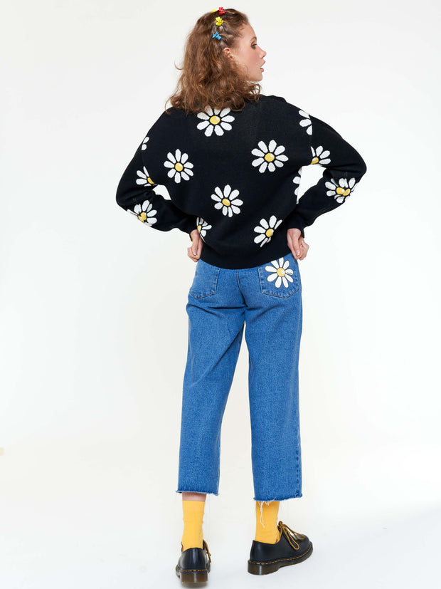 Miss Daisy Knitted Cardigan - Minga London