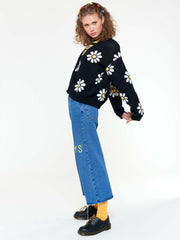 Miss Daisy Knitted Cardigan
