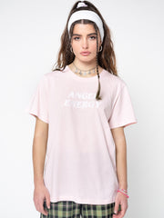 Angel Energy Pink T-shirt