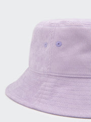 Angelic Corduroy Bucket Hat in Lilac
