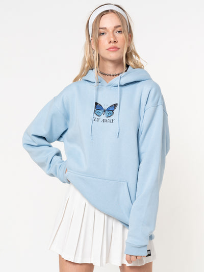 Fly Away Butterfly Hoodie