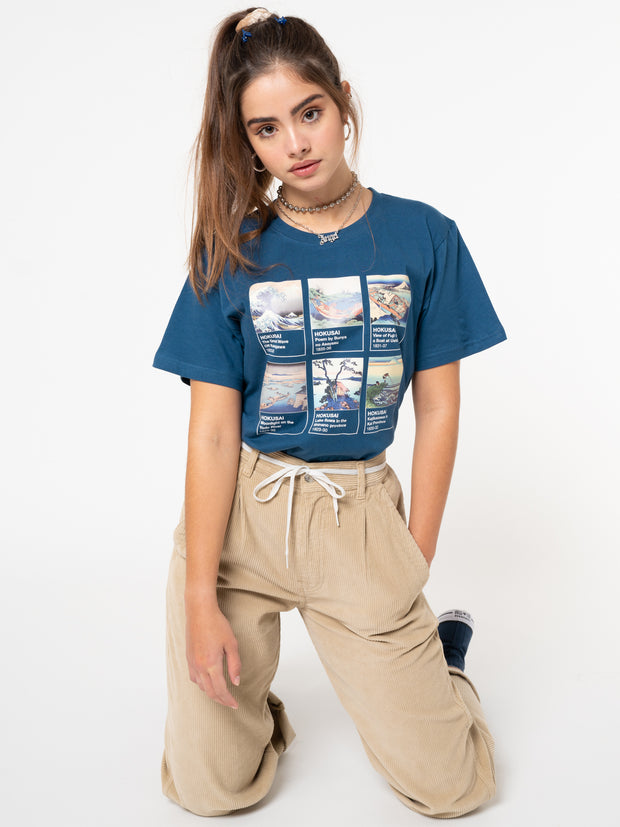 Hokusai Art Collection T-shirt