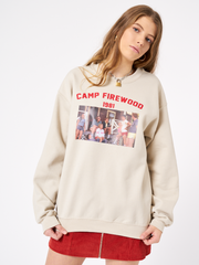 Camp Firewood 1981 wet hot American summer