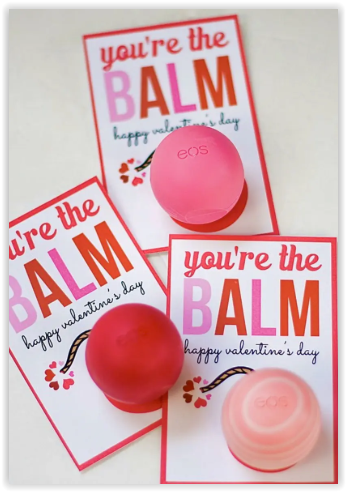 Sweet and Simple BFF Valentine Treats!