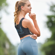 Blue Mercury Leggings