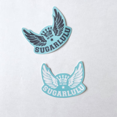 SugarLulu Logo Decal Stickers