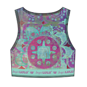 Kaleidoscope Crop Top