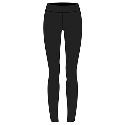 ONYX BLACK LEGGINGS