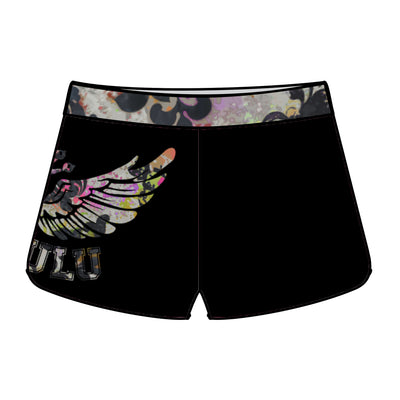 Graffiti Wings Logo Shorts