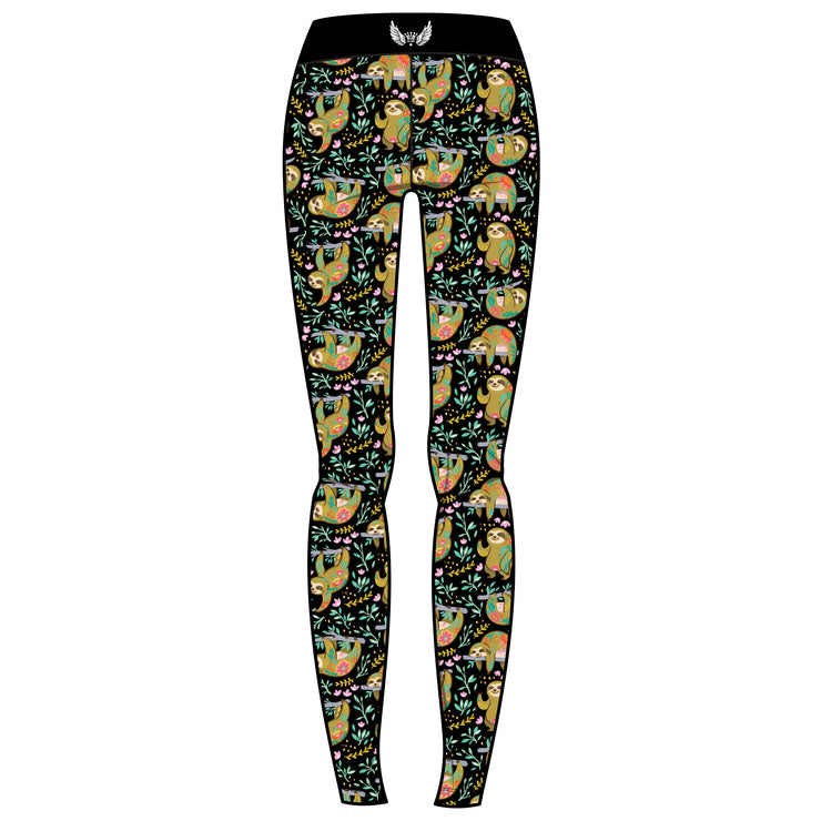Sloth Mode Leggings