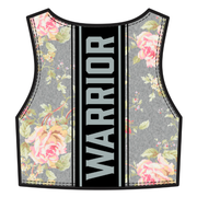 Warrior Floral Crop Top