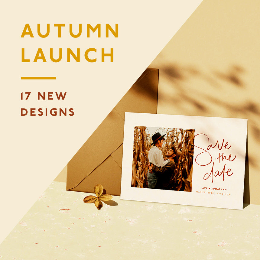 New Launch! The Autumn Collection