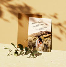 Load image into Gallery viewer, Colorado Wedding Invitation