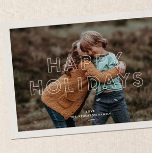 Ashland Holiday Card