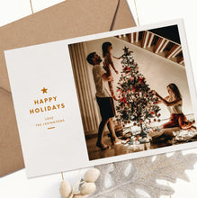 Load image into Gallery viewer, Stella Holiday Card
